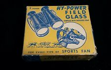 Hy-power Field Glasses ~ New Old Stock in Box ~ Country Store