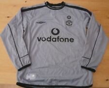 Umbro Goal Keepers Kit Manchester United Football Shirts (English Clubs)