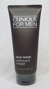 Clinique For Men Face Wash 6.7 fl oz 200 ml Tube