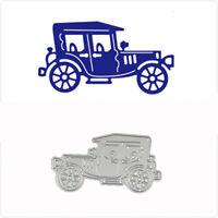 Matrices de découpe en métal de conception de voitures classiques pour les caMFU