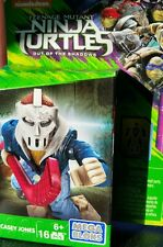 Mega Bloks CASEY JONES Teenage Mutant Ninja Turtles 16 Piece Construction NEW