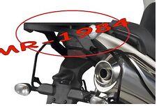 TRIUMPH TIGER 1050 2007 - 2012  PORTAVALIGIA  MONORACK  SR225  MONOKEY   SR225