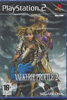 Ps2 PlayStation 2 **VALKYRIE PROFILE 2** nuovo sigillato versione import inglese