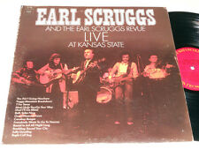 EARL SCRUGGS Live at Kansas State NM and the Revue Foggy Mountain Breakdown