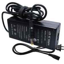 12V 5A AC Adapter Charger For HP F1044B F1044A L1800 ADPC12416BB  LCD