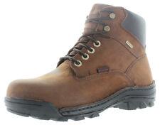 """Wolverine Durbin 6"""" Men's Waterproof Steel Toe Work Boots Size 8"""