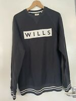 Jack Wills Spell Out Jumper Sweater Sweatshirt Casual Cotton XS