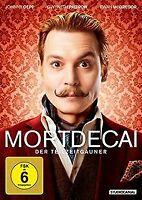 Mortdecai - Der Teilzeitgauner von Koepp, David | DVD | Zustand gut