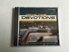 Drive-Time Devotions: Directions for Your Spiritual Journey Volume 1