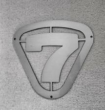Lotus Seven Grille Emblem - Full Seven Model