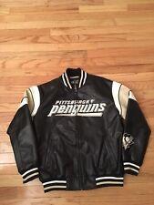 c1b7f3f4f Pittsburgh Penguins NHL Vintage G-III Sports Youth Jacket Size L (16 18