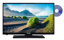 Telefunken XH28D101D Fernseher mit DVD-Player 28 Zoll HD TV Triple-Tuner CI+