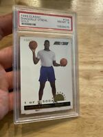 Shaquille O'neal PSA 8 NM Card 1993 Classic GOLD SHAQ #104 INVEST INFLATION NR