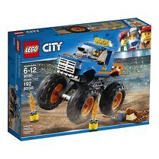 LEGO® City: Monster Truck Building Play Set 60180 NEW NIB