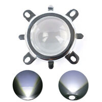 20W 30W 50W 70W 100W 120W LED 44mm Lens + Reflector Collimator + Fixed  Bracket