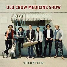 OLD CROW MEDICINE SHOW - VOLUNTEER [CD] Sent Sameday*