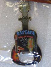 PATTAYA,Hard Rock Cafe,BOTTLE OPENER MAGNET,Beach Road