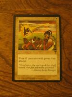 1x Retribution of the Meek, MP, Visions, Reserved List, Commander EDH Magic