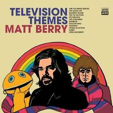 Matt Berry: Television Themes Vinyl LP Record (PRE-ORDER)