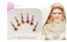 Bindi joya piel strass boda tatoo Bollywood India tika 1076