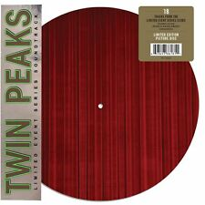 Twin Peaks - Music From The Limited Event Series Score - RSD 2018 Vinyl Pic Disc