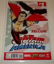 ALL-NEW CAPTAIN AMERICA # 1 Marvel Comic  2015 1:10 Anka VARIANT COVER EDITION