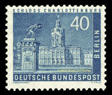 EBS West Berlin 1956 Berlin Townscapes - 40 Pfennig - Michel 149 MNH**