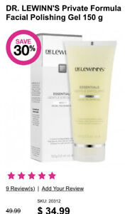 Dr Lewinns Essentials Gentle Exfoliant Rrp $ 35 Sell $30