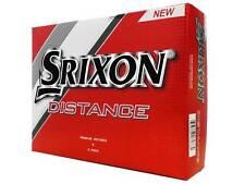 SRIXON DISTANCE 1 DZ GOLF BALLS - WHITE - NEW IN BOX - VALUE!