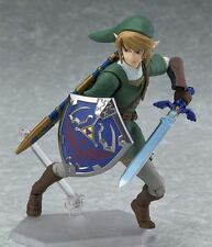 The Legend of Zelda Twilight Princess Figma figura de acción link 14 cm * nuevo con embalaje original *