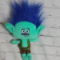 "DreamWorks Hasbro Trolls 12"" Branch Green Plush Doll Toy"