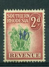 Southern Rhodesia 1952, Revenue Stamp, Used VF 502