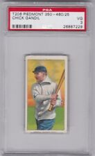 1909 T206 CHICK GANDIL PSA 3 VG 1919 Chicago White Black Sox Old Baseball Card