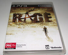 Rage PS3 PAL *Complete*