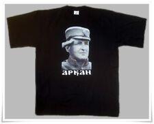 Serbia - Chetnik -  Arkan - Srpska dobrovoljacka garda T-Shirt