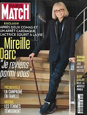 PARIS MATCH N°3541 30 MARS 2017 M.DARC/ PRESIDENTIELLE/ MOSSOUL/ LE NAIN/ VANIER