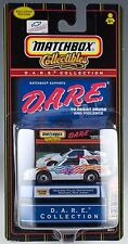 Matchbox DARE D.A.R.E. Collection Medford Police Department New Jersey MOC