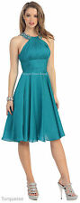 NEW SHORT BRIDESMAID GRADUATION HOMECOMING DRESS COCKTAIL PROM SEMI FORMAL DANCE