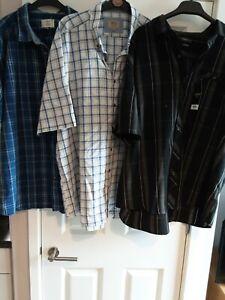 Mens Bundle XXXL  all short sleeves in vgc