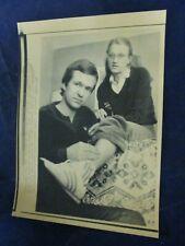 Vintage Grete Waitz & husband Jack New York City hotel Wire Press Photo