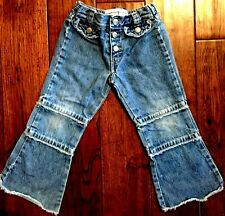 Toddler Girl Jeans Size 2/2T GUESS EUC