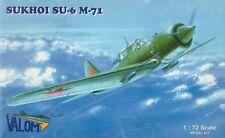 Valom 1/72 Kit Modelo 72009 Sukhoi Su-6 M-71