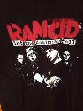 Rancid Let the Dominos Fall Medium T Shirt