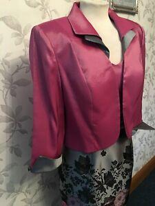 Zeila Dress and Jacket size 12