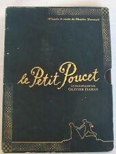 2DVD LE PETIT POUCET - Romane BOHRINGER - Olivier DAHAN - COLLECTOR + LIVRET
