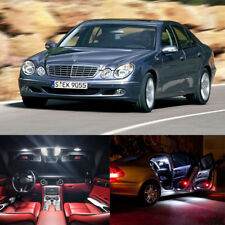 26x Mercedes Benz W211 E Class 03-09 LED Interior Lights Package Kit -Error Free