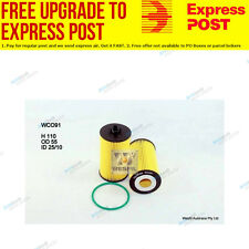 Wesfil Oil Filter WCO91 fits Holden Combo 1.4 i (XC)