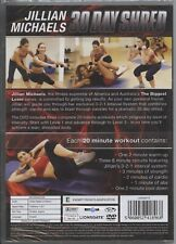 Jillian Michaels - 30 Day Shred (DVD, 2009) .... NEW