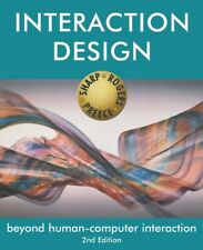 Interaction design: beyond human-computer interaction by Helen Sharp (Paperback)