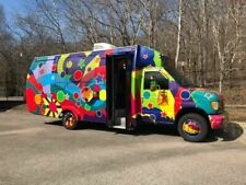 Ford E55 Party Bus / Used Mobile Entertainment Vehicle for Sale in Tennessee!